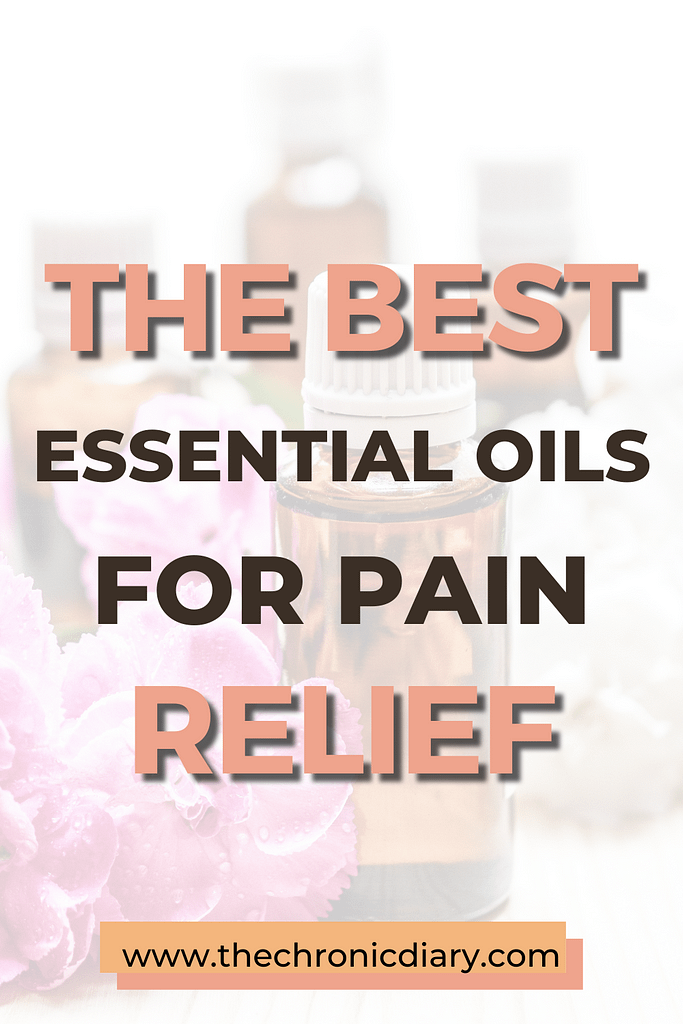 The Best Essential oils for pain relief: Do They Work_