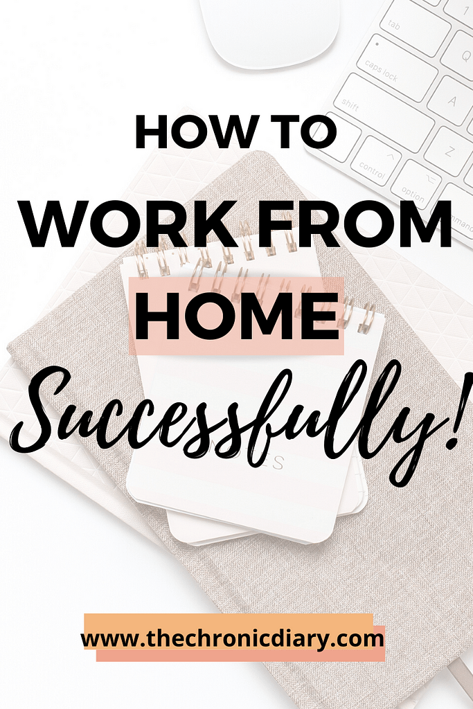 10 tips to help you stay productive working from home