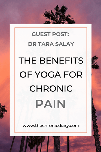 Is Yoga Good For Chronic Pain? Check Out This Doctors Advice